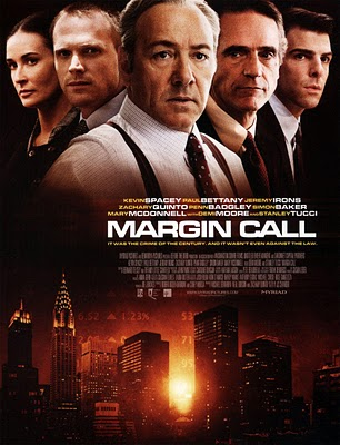 Margin Call, film américain, J. C. Chandor, 2012
